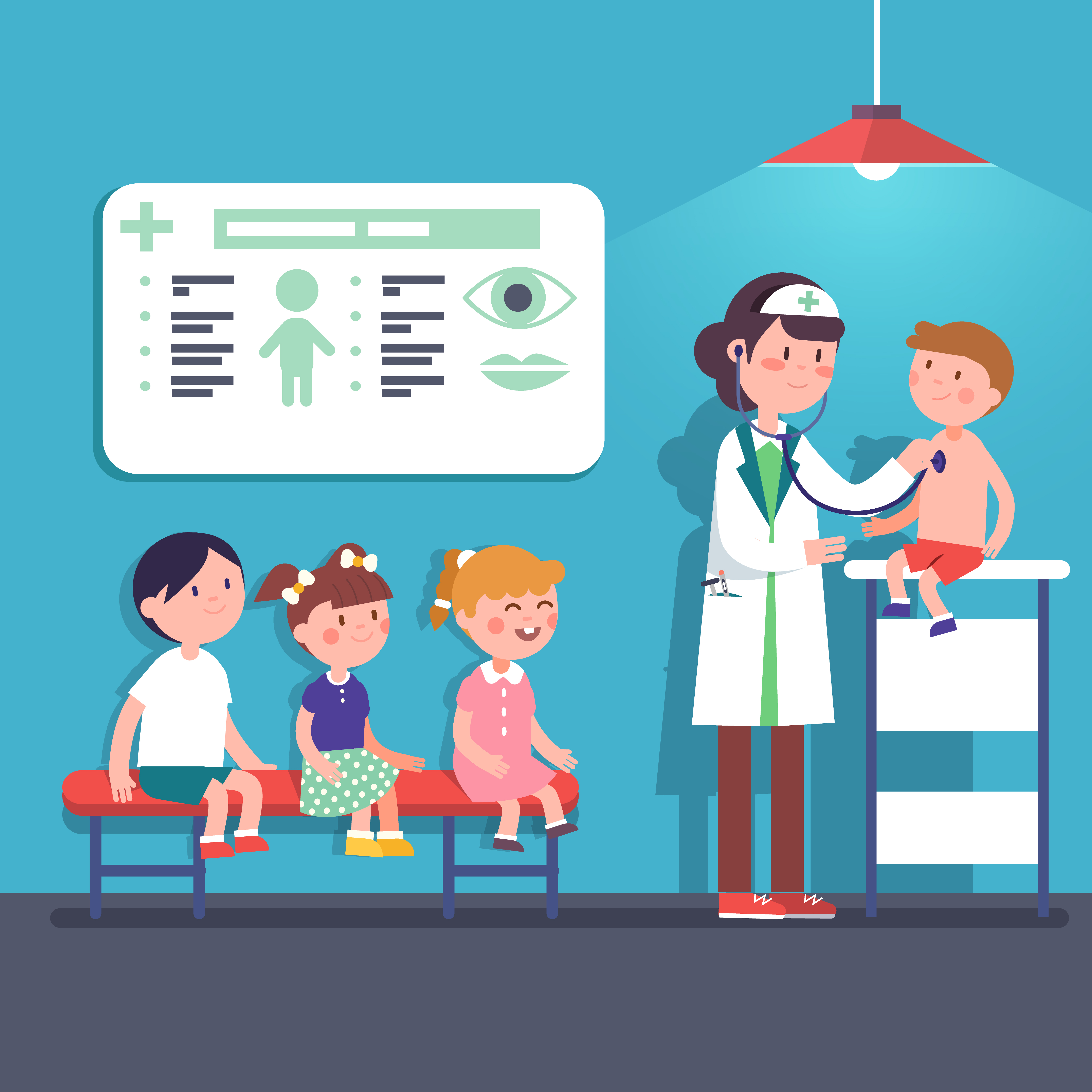 Rokotusohjelma Lapset