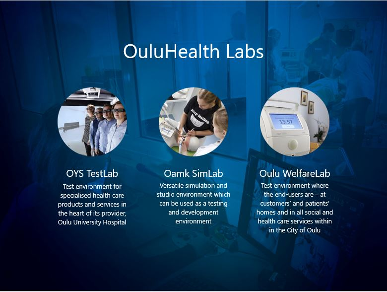 OuluHealth Labs