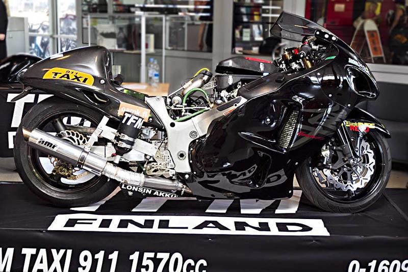 Maailman Nopein Moottoripyörä