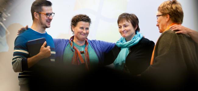Oulun ammattikorkeakoulu :: Täydennyskoulutus- ja kehittämispalvelut