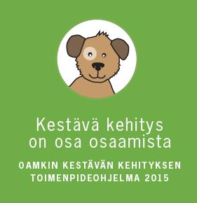 kestävä kehitys määritelmä Vantaa